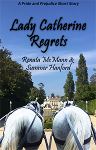 Lady Catherine Regrets Small