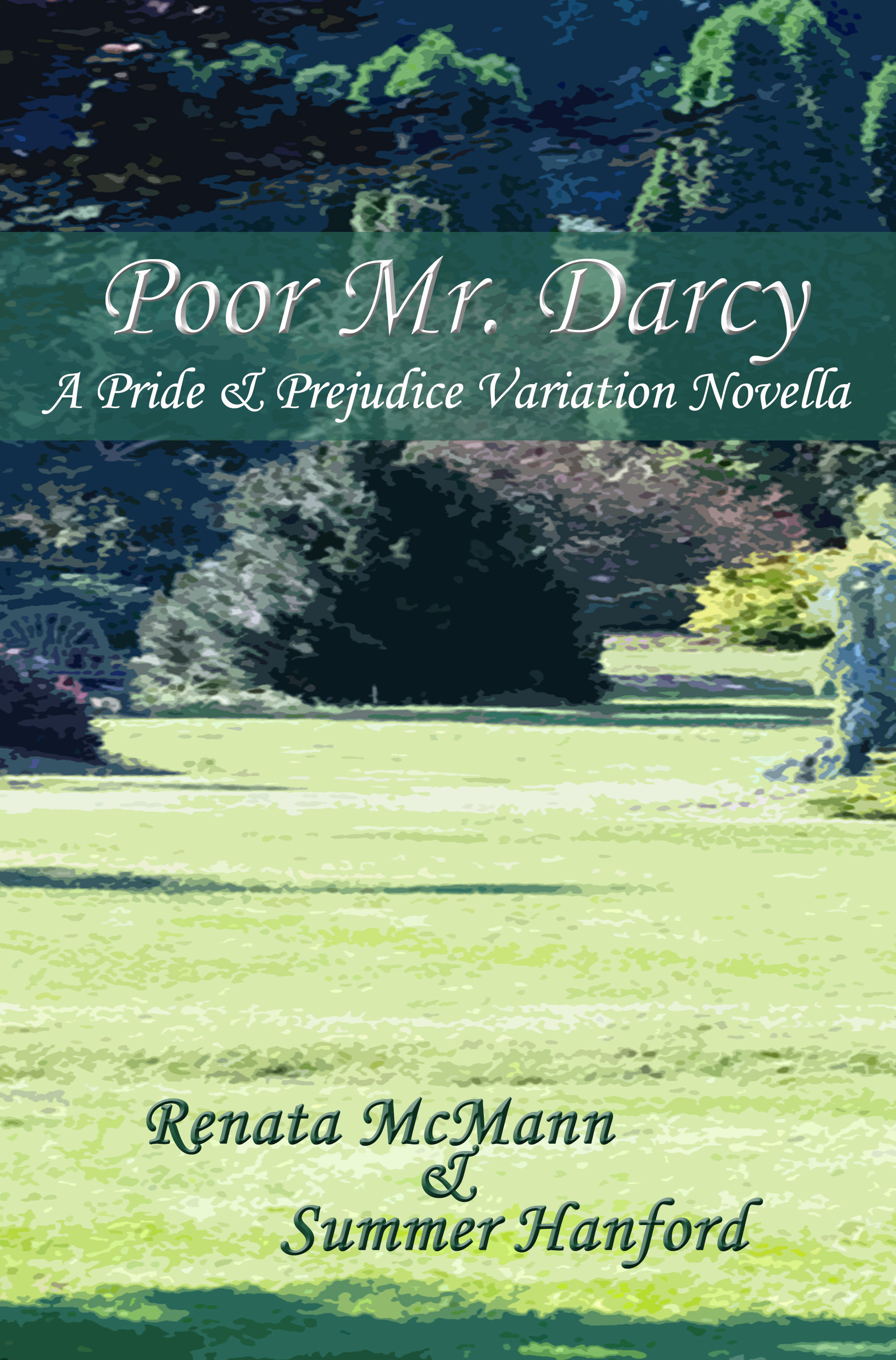 Poor Mr Darcy Front